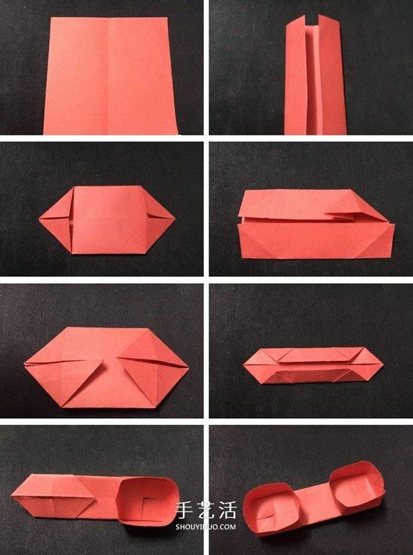 装修步骤_幼儿手工折纸教程 可爱电话听筒的折法图解_手艺活网