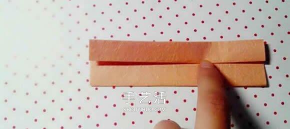 川崎玫瑰折法詳細圖解 新手最好的入門教程