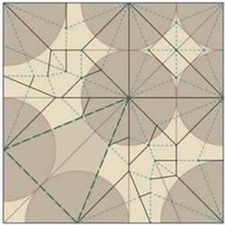 折纸设计基础知识 另含折纸技术和蛇腹入门