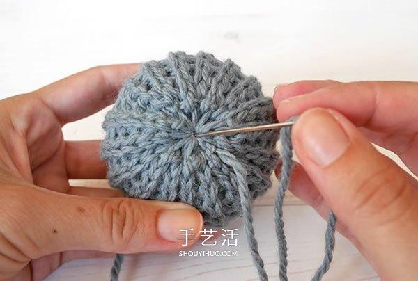 溫暖人心的小物! 鉤織可愛小南瓜裝飾的方法