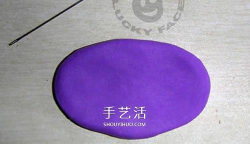 有趣的橡皮泥DIY 做搞笑手指娃娃的方法图解 -  www.shouyihuo.com