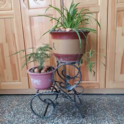 自制铁艺花架的方法图解 让铁艺点缀美好生活!
