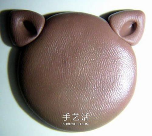 招财进宝!软陶制作貔貅纪念章的方法图解 -  www.shouyihuo.com