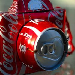 用易拉罐做相机模型 自制简易玩具相机方法