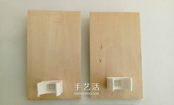 自製響板樂器的方法 簡易兒童響板玩具製作