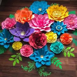 手工纸花怎么做 超多美丽纸花制作图解大全