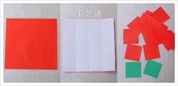 很简单康乃馨折纸步骤 儿童手工康乃馨折法 -  www.shouyihuo.com