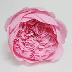 大卫奥斯汀玫瑰做法 美丽到极致的皱纹纸玫瑰