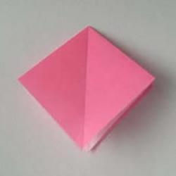 新手入门教程:最常用方形折纸的折法图解