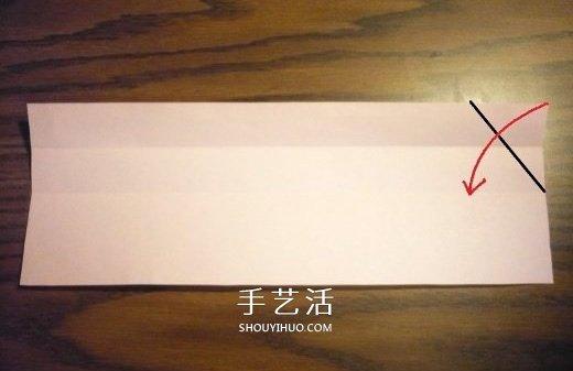 心形礼品盒折纸方法 带盖爱心盒子怎么折图解 -  www.shouyihuo.com