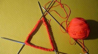 葉子包的編織方法圖解 棒針織葉子包的教程