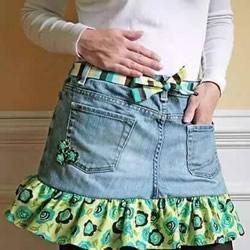 旧衣服改造围裙步骤图解 这样的小妙招别错过!