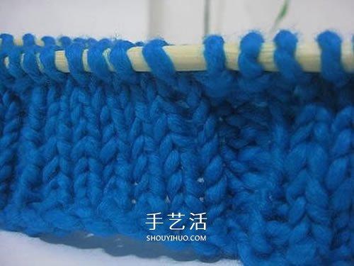 帶辮子毛線帽子的編法 可愛俏皮帽子編織圖解