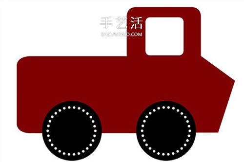 满载我们的爱!送给妈妈的母亲节小汽车卡片 -  www.shouyihuo.com