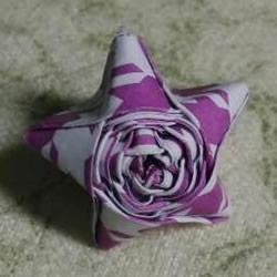 不一样五角星的折法 长纸条折纸小星星图解