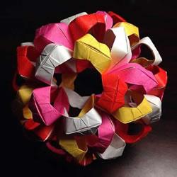 折纸中如何把角三等分 三等分角的方法图解
