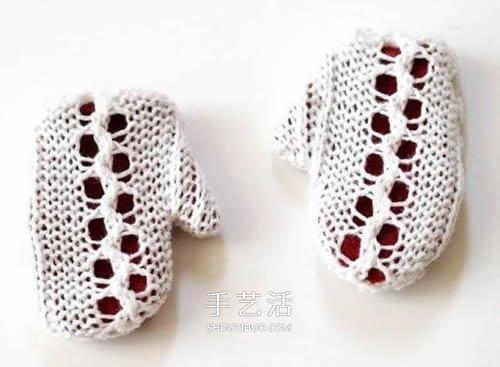 自制可爱礼品包装带 漂亮手套包装带的做法 -  www.shouyihuo.com