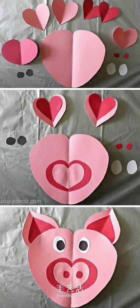 菜谱 设计_用卡纸做小动物的方法 自制卡纸动物图片大全_手艺活网
