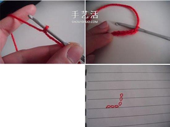 斜紋圖案坐墊的編織方法 對角線鉤針編織墊子