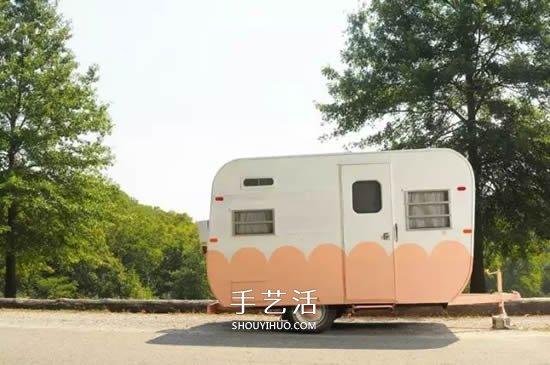 惊倒一片!开不起汽车房车 还有自行车房车!  -  www.shouyihuo.com