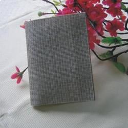十字绣新手教程:手工十字绣钱包的绣法图解