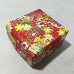 简单又好看的方形礼盒手工折纸图解教程