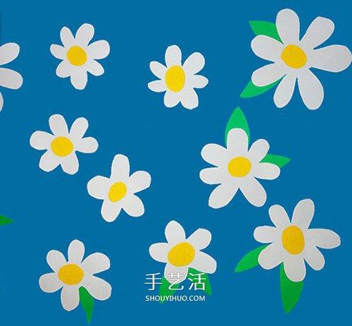 可爱又美丽的花束!简单手工做母亲节礼物教程 -  www.shouyihuo.com