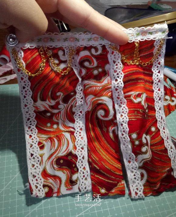 瞅瞅带你做:漂亮娃娃衣服的手工制作教程 -  www.shouyihuo.com