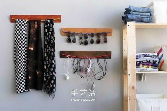 废木料可做什么?超多木头手工创意让人惊艳 -  www.shouyihuo.com