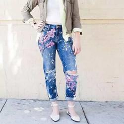 旧牛仔裤用来做什么 这些实用改造你可以学!