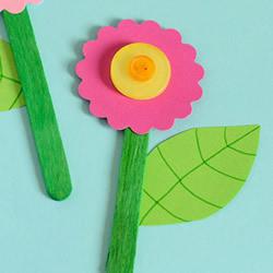 纽扣小花怎么做方法 幼儿园做纽扣花的教程