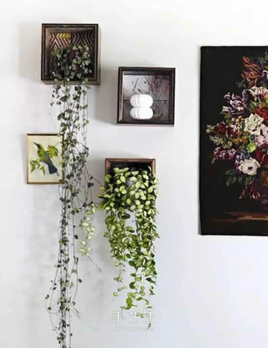 省地又好看的種花方式 原來花盆還能這麼放
