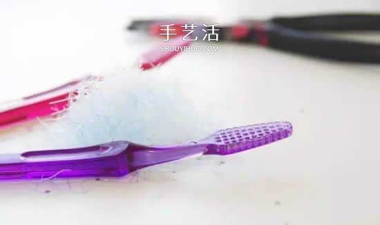 旧牙刷变废为宝!生活中废旧牙刷的用处大全 -  www.shouyihuo.com