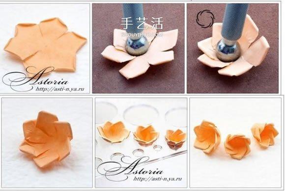 彩纸手工制作玫瑰花 超详细彩纸玫瑰的做法 -  www.shouyihuo.com