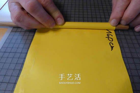 自製簡易排簫的方法 兒童用卡紙做排簫玩具