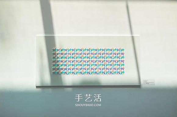 利用分色玻璃 DIY製作絢爛繽紛的光之藝術