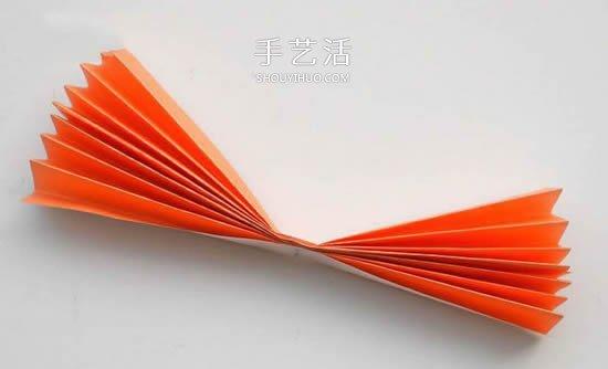 幼儿园彩纸做花的教程 简单手工纸花制作方法 -  www.shouyihuo.com