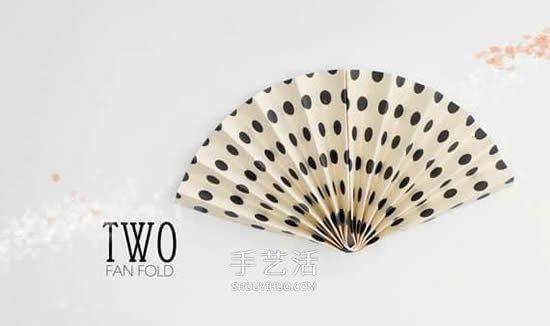 儿童简单手工制作夏天扇子挂饰的方法 -  www.shouyihuo.com