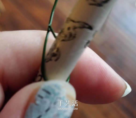 自製美麗指甲油花的方法 用來點綴飾品超好看