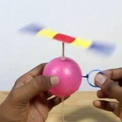 幼儿园自制简易小风扇的手工制作教程