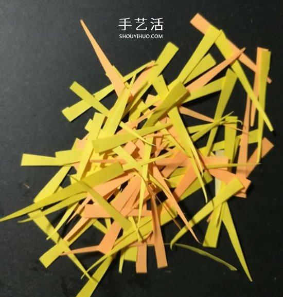 简单又可爱的基础款衍纸盆栽摆饰DIY -  www.mutamen.cn