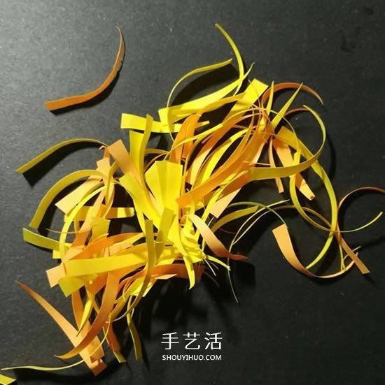 简单又可爱的基础款衍纸盆栽摆饰DIY -  www.shouyihuo.com