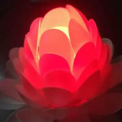 自制母亲节礼物莲花灯的方法 环保又美丽!