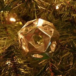 模块化折纸十二面体的折法步骤详细图解