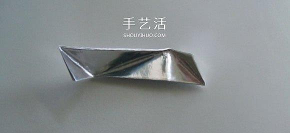 模块化折纸十二面体的折法步骤详细图解 -  www.shouyihuo.com