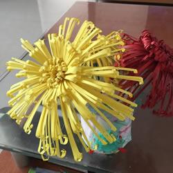 重阳节大菊花的制作方法 简单又美丽!