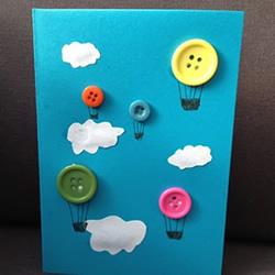 简单又可爱生日贺卡的手工制作方法图解
