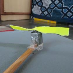 自制简易四轴飞行器的DIY制作方法教程