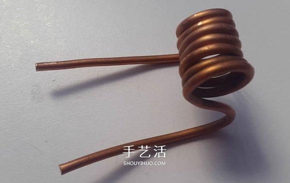 科学小发明:自制简易蒸汽船的制作方法 -  www.shouyihuo.com