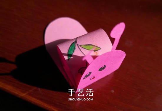 幼儿园手工纸蜗牛的制作方法简单又可爱 -  www.shouyihuo.com